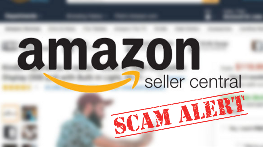 scammed on amazon